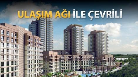 Başakşehir'in en yenisi: Referans Bahçeşehir!