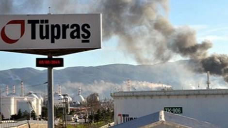 TÜPRAŞ İzmit Rafinerisi'nde yangın!
