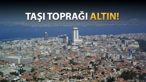 İzmir, konut fiyatı en çok artan ikinci il oldu