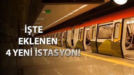 Sultanbeyli-Kurtköy metro hattı projesi