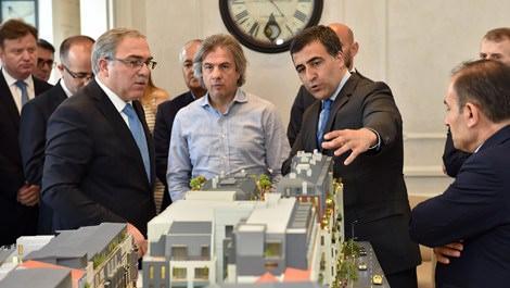 Mehmet Ergün Turan, Tarlabaşı 360'ı inceledi