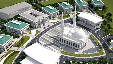 Türkiye'nin en büyük külliyesi Erzurum'da yapılacak