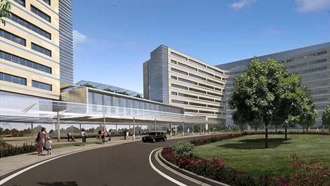 Şehir Hastaneleri projesi ile akıllı hastaneler geliyor