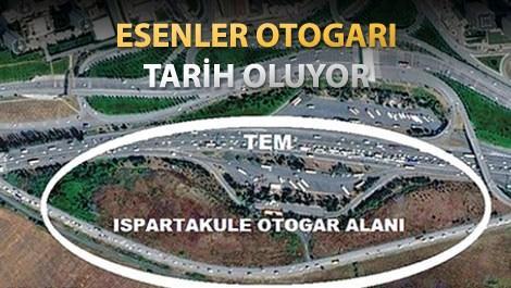 İşte İstanbul'a yapılması planlanan yeni otogarlar!