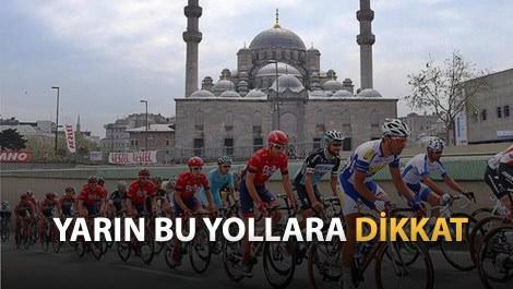 52. Cumhurbaşkanlığı Bisiklet Turu yarın başlıyor