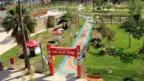 Esenler Belediyesi, Çocuk Sokağı ile EXPO 2016'da!