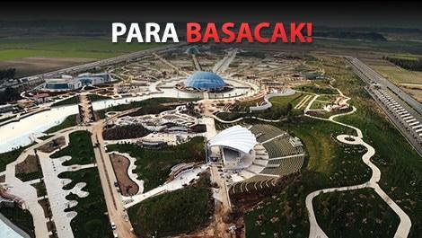Türkiye'nin ilk EXPO'su Antalya'da dün resmen açıldı!