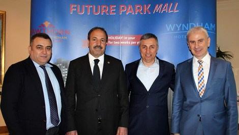 Hiper Gayrimenkul Arap yatırımcıları ağırladı