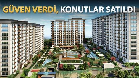 Huzurlu Marmara'da son 60 daire