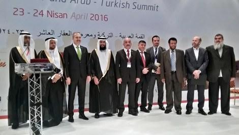 10. Gayrimenkul Fuarı ve Arap-Türk Zirvesi