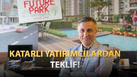 Futurepark'a Bahreyn'de yabancı yatırımcı ilgisi