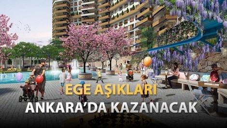 Ege Vadisi, Alaçatı'yı Ankara'ya taşıyacak