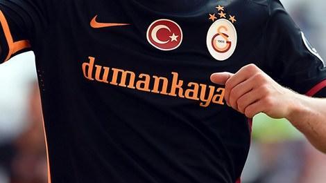 Galatasaray sponsoru Dumankaya ile yollarını ayırdı