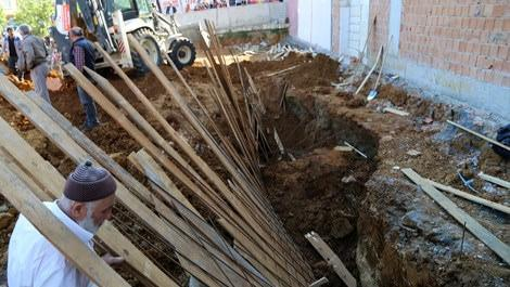 arnavutköy cami inşaatı