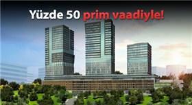 İstanbul 216'nın 2'nci etabı 36 ay sıfır faizle satışta!