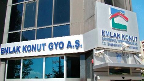 Emlak Konut GYO'nun eski genel müdürlük binası