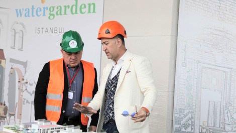 Watergarden İstanbul, 29 Temmuz'da kapılarını açıyor