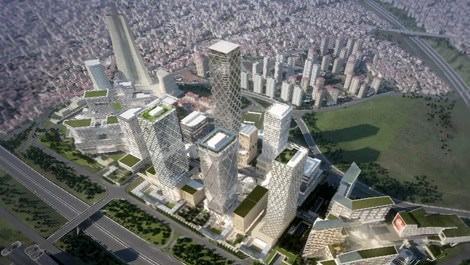 İstanbul Finans Merkezi için yüklenici firma aranıyor