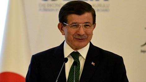 Davutoğlu'ndan Türk müteahhitlere müjde!