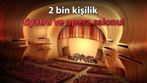 Atatürk Kültür Merkezi için yeni proje bakanlıkta!