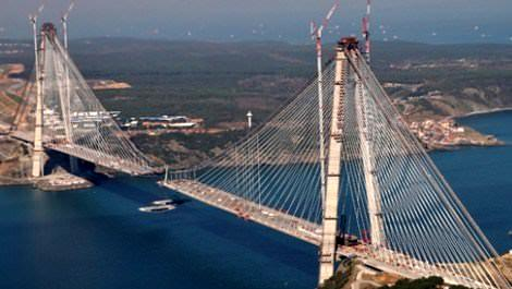 Üçüncü köprü bağlantı yolları ihalesi bugün yapılacak