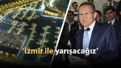 Bandırma'ya 20 milyar dolar yatırım çekecek proje!