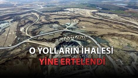 Kuzey Marmara Otoyolu ihalesine 8 firmadan teklif!