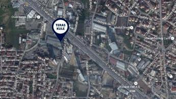 Dap Teras Kule'de fiyatlar 240 bin TL'den başlıyor