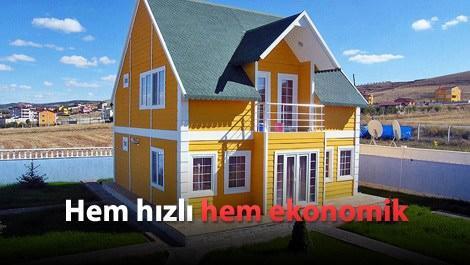 Karmod Prefabrik, hazır ev modellerini yeniledi!