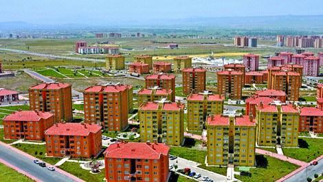 Kayseri'de emeklilere özel 250 konutun kuraları çekiliyor