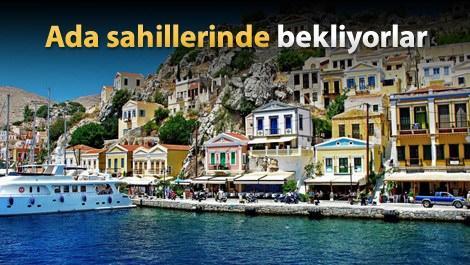 Yunan adalarında vizesiz geçiş beklentisi!