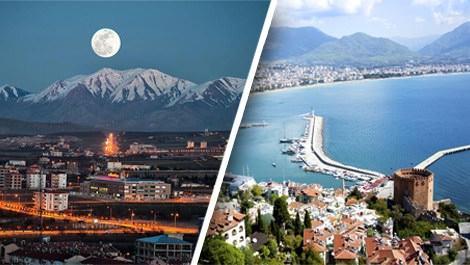 Elazığ ve Antalya örnek akıllı şehirler olacak!