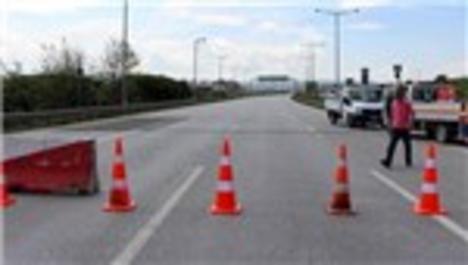 TEM'in Bolu Dağı Tüneli çıkışı 3 ay trafiğe kapalı!