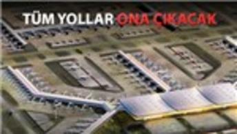 Gayrettepe ve Halkalı'dan yeni havalimanına metro!
