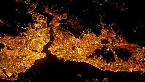 Anadolu Yakası'nın neredeyse tamamında elektrik kesintisi!