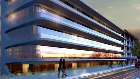 Taksim Rezidans'a, Tago Architects imzası!