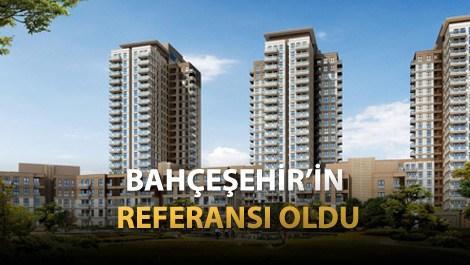 Referens Bahçeşehir'in yüzde 37'si bir ayda satıldı