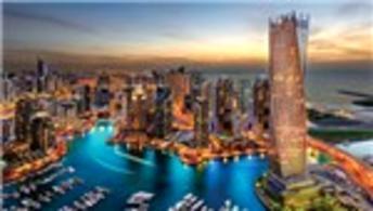 Dubai'nin kalbine Türk Ticaret Merkezi!