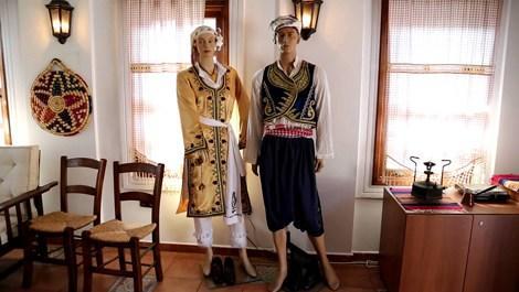 Türk Kültür Evi'nin mermerleri Ege'den!