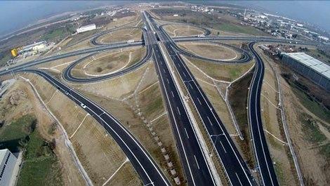 Marmara Otoyol Ringi'yle yıllık 2,5 milyarlık tasarruf!