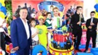 Ali Ege Ağaoğlu 3 yaşında!