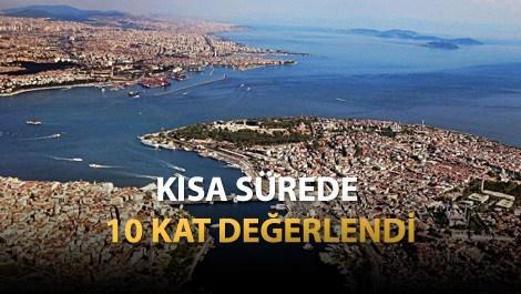 Arnavutköy, arsa potansiyeli ile yatırımcının gözdesi!