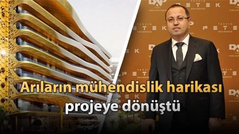 Dap Yapı, Taksim Petek Residence'ı tanıttı!