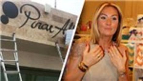 Pınar Altuğ Atacan, Bodrum'da takı mağazası açıyor