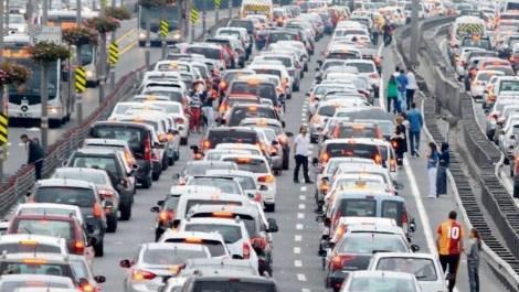 İstanbul'da 19.00'dan itibaren bu yollar kapalı!