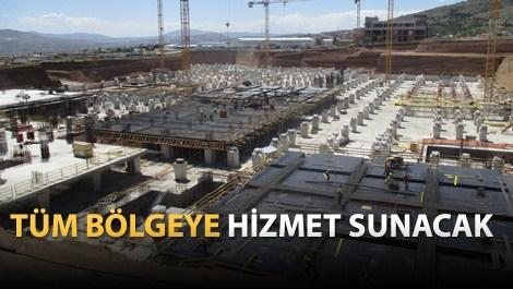 Rönesans'tan Elazığ'a sağlık kampüsü
