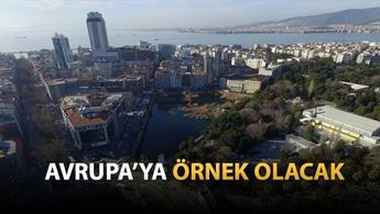 Basmane Çukuru projesi Folkart'a kaldı