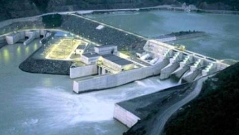 Yusufeli Barajı'nda çalışmaların yarısı tamamlandı