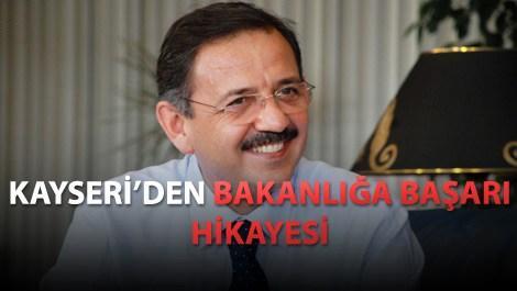 Mehmet Özhaseki, Çevre ve Şehircilik Bakanı oldu!