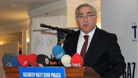 Gaziantep Kuzey Şehir Projesi arama konferansı